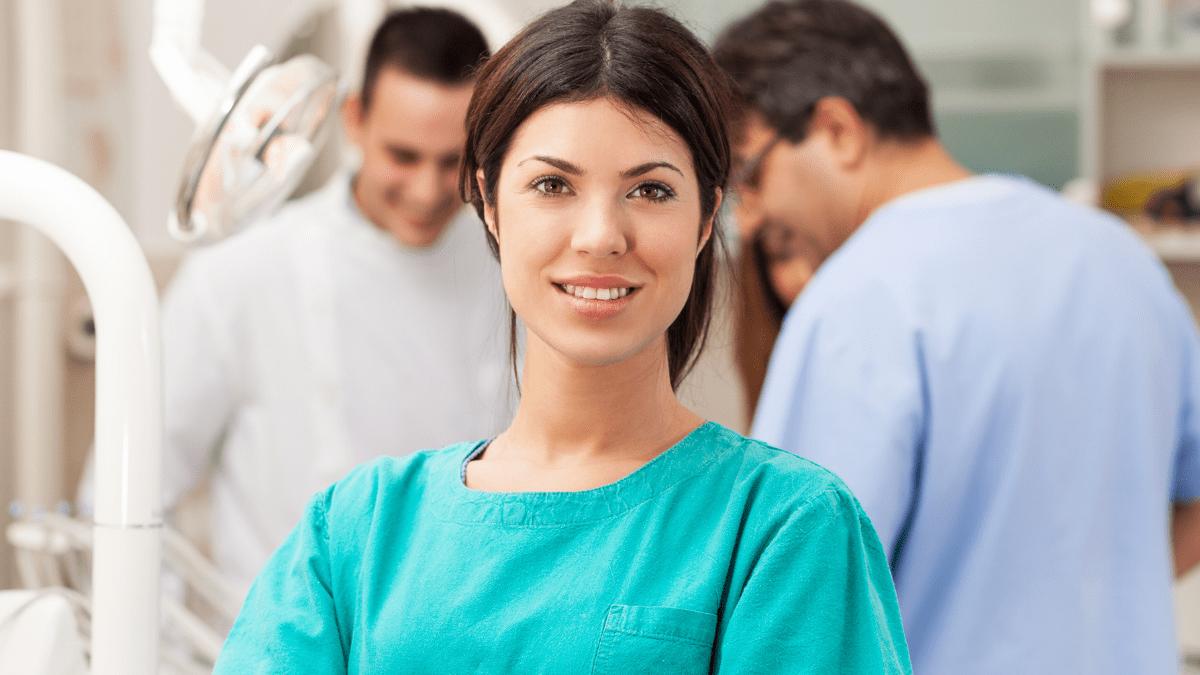 dental nurse academy