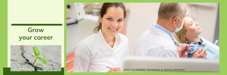 dental nurse training and jobs