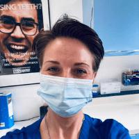 retraining to be a dental nurse